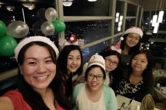 Play Hard - December 2017 – Company Annual Dinner