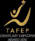 TAFEP Exemplary Employer Award 2016
