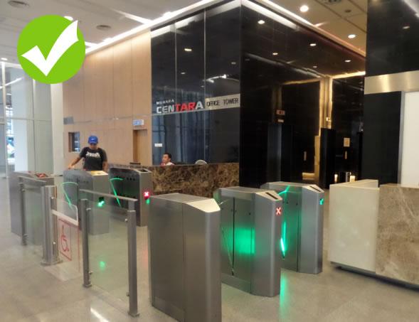 3E Accounting Office Lobby