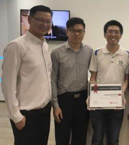 3E Accounting Officially Recognized as OCBC Platinum Partner Award Recipient