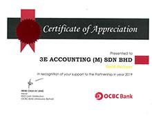 Anugerah OCBC Gold Partner 2019