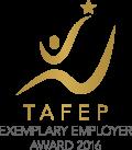 2016年TAFEP模范雇主奖
