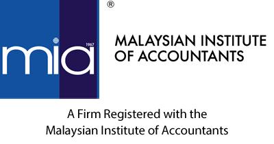 3E会计被认证为马来西亚会计师协会(MIA)注册的会计师事务所