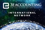 3E会计国际网络的全球足迹