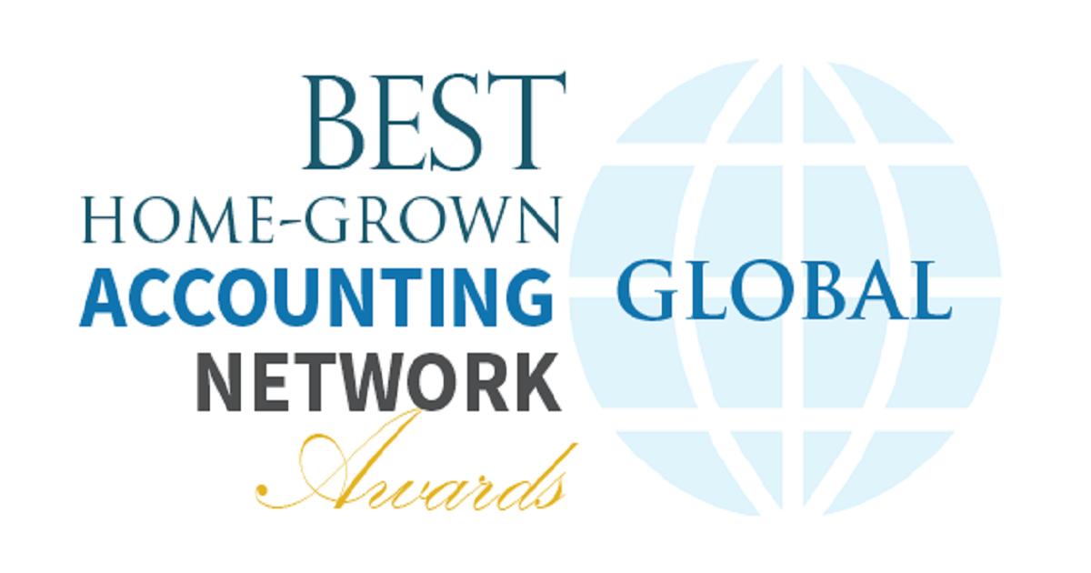 Anugerah Rangkaian Perakaunan Global