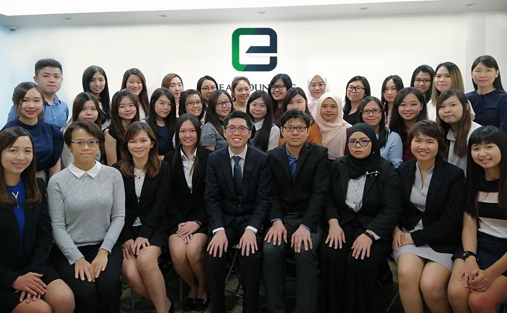马来西亚3E会计团队