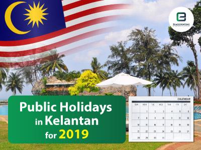 Public Holidays in Kelantan for 2019