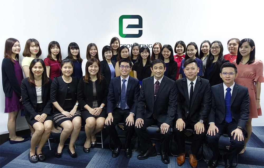 新加坡3E会计团队