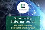 3E会计国际网络达到60个成员的里程碑