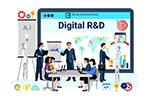 """3E Accounting telah menubuhkan sebuah pasukan Penyelidikan dan Pembangunan Digital (""""DR & D"""")"""