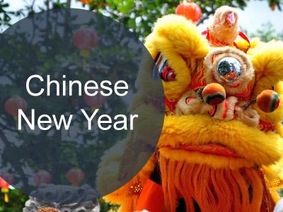 Malaysia Chinese New Year Holiday