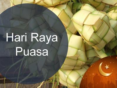 Malaysia Hari Raya Puasa Holiday