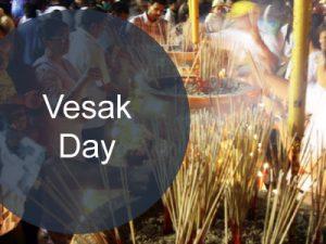Malaysia Vesak Day Holiday