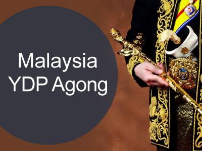 Malaysia YDP Agong Holiday