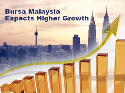 Bursa Malaysia Expects Higher Growth