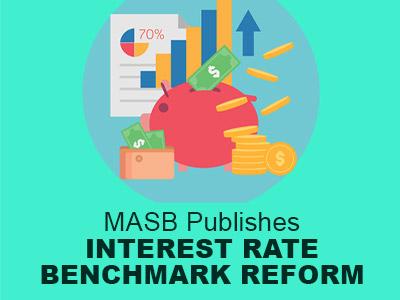 MASB Publishes Interest Rate Benchmark Reform