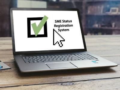 SME Status Registration System