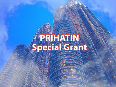 PRIHATIN Special Grant (Geran Khas PRIHATIN) (GKP)