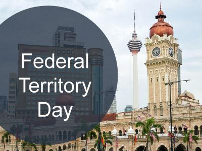 Federal Territory Day in Malaysia