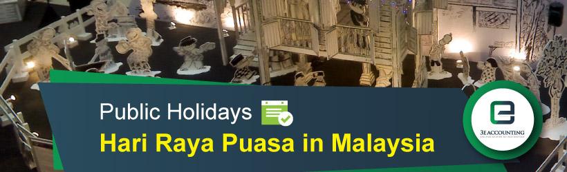 Malaysia Hari Raya Puasa