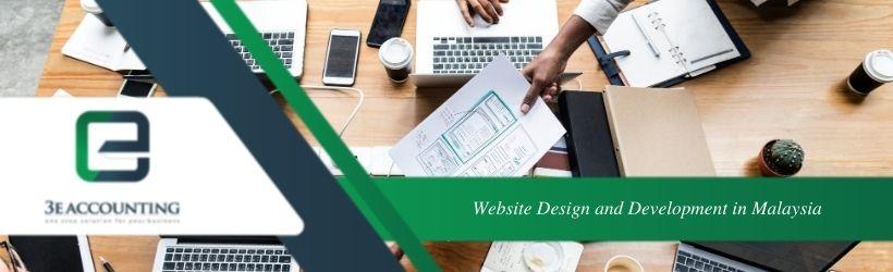 Website Design and Development in Malaysia