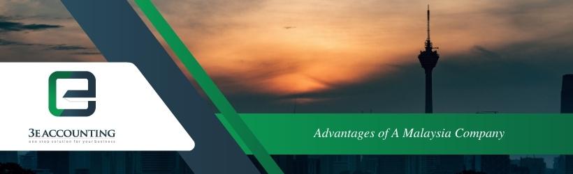 Advantages of A Malaysia Company