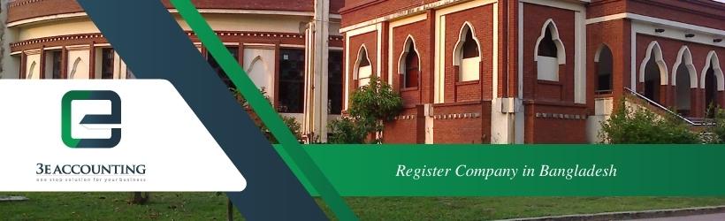 Register Company in Bangladesh