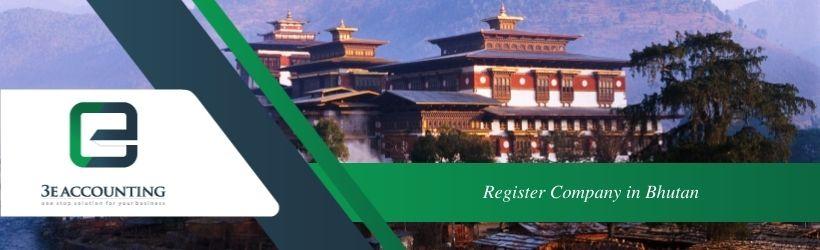 Register Company in Bhutan