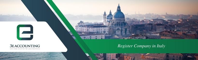 Register Company in Italy