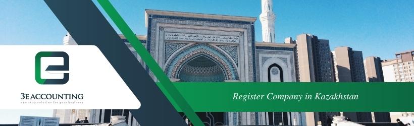 Register Company in Kazakhstan