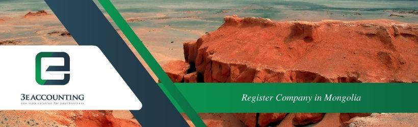 Register Company in Mongolia