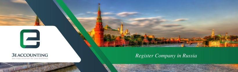 Register Company in Russia