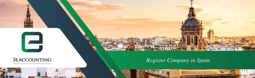 Register Company in Spain