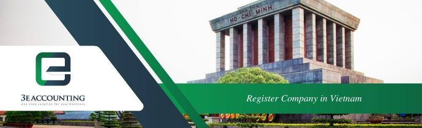 Register Company in Vietnam
