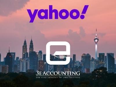 3E Accounting Robotics Innovation Featured on Yahoo News Malaysia