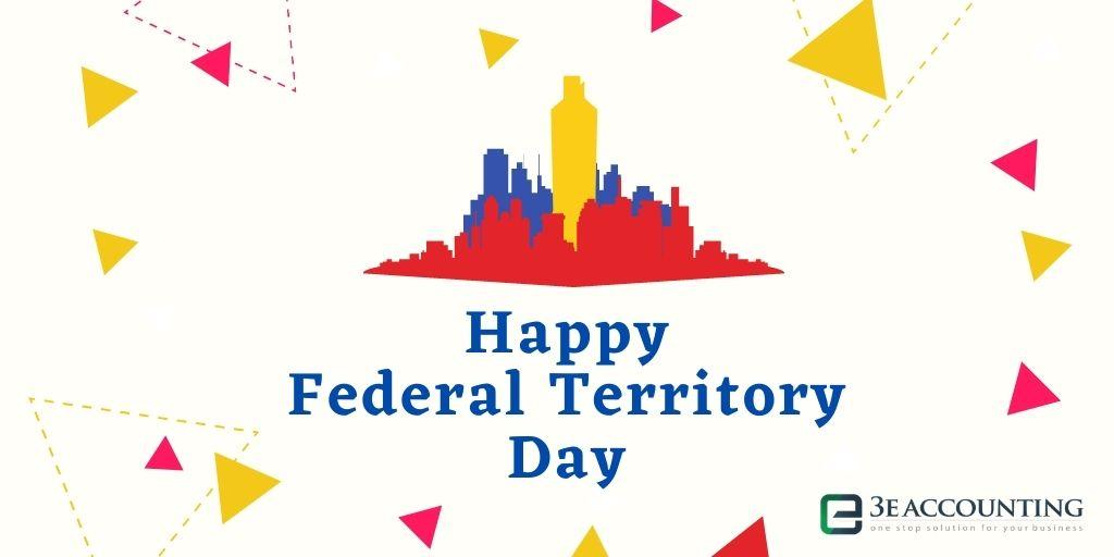Federal Territory Day Greetings