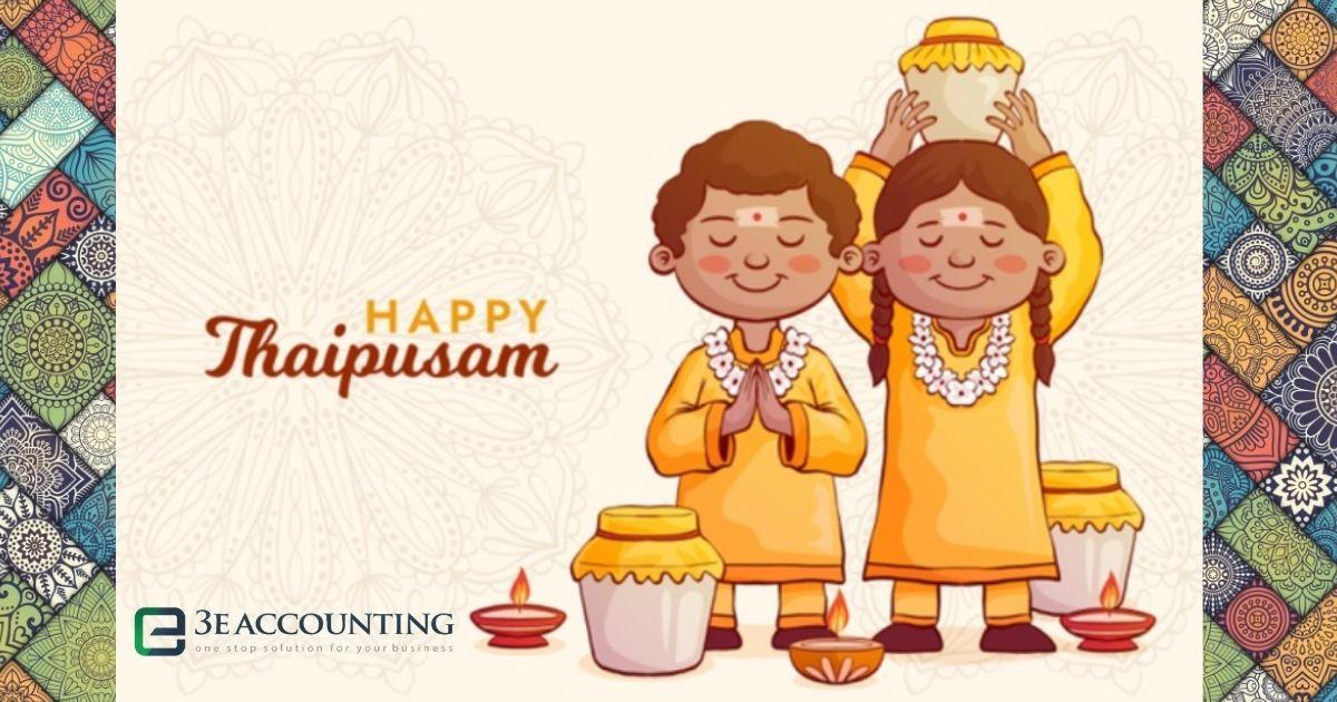 Thaipusam Day Greetings