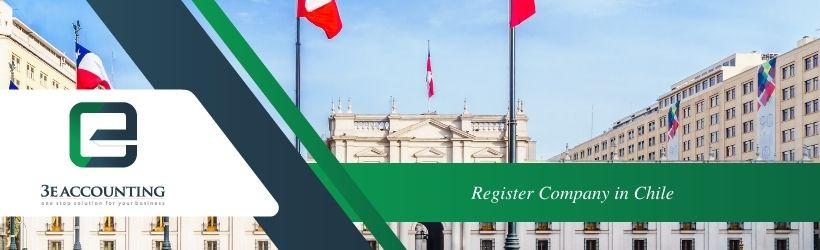 Register Company in Chile