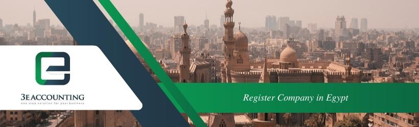 Register Company in Egypt