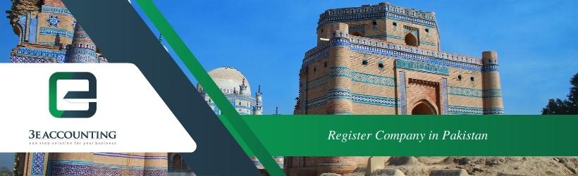 Register Company in Pakistan