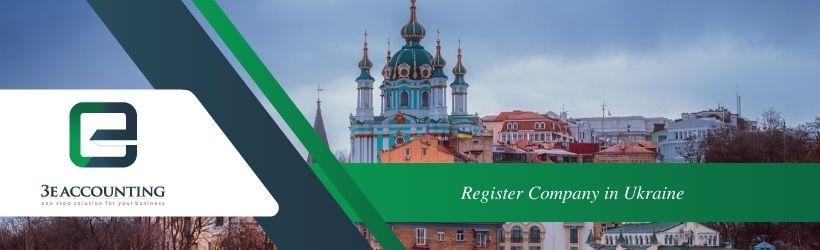 Register Company in Ukraine