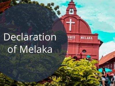 Declaration of Melaka