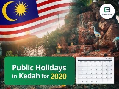 Kedah Public Holidays 2020
