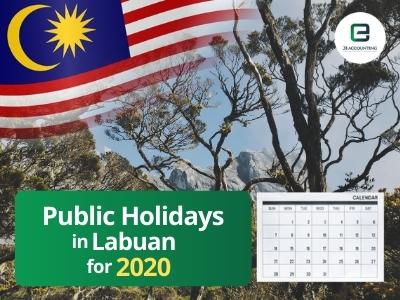 Labuan Public Holidays 2020
