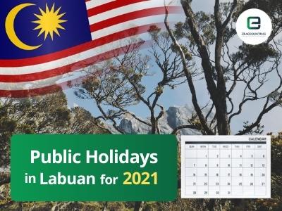 Labuan Public Holidays 2021