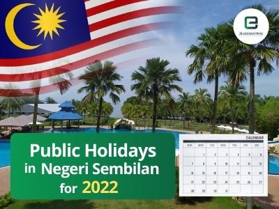 Negeri Sembilan Public Holidays 2022