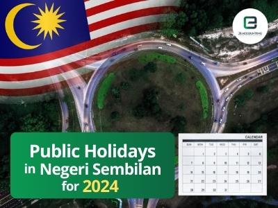 Negeri Sembilan Public Holidays 2024