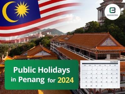 Penang Public Holidays 2024