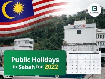 Sabah Public Holidays 2022