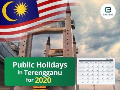 Terengganu Public Holidays 2020